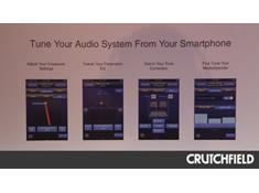 Alpine TuneIt car audio tuning app