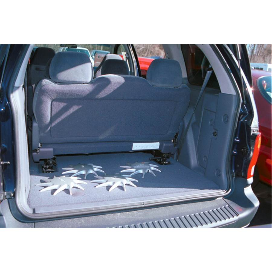 2003 Ford Windstar Cargo space