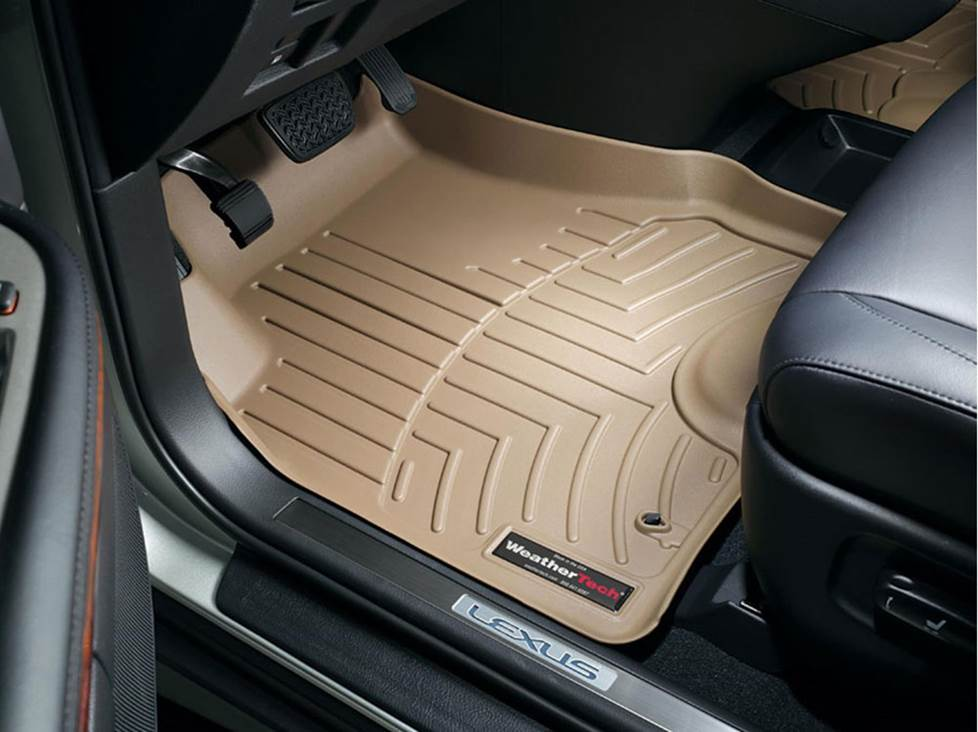 weathertech digital fit floor liners