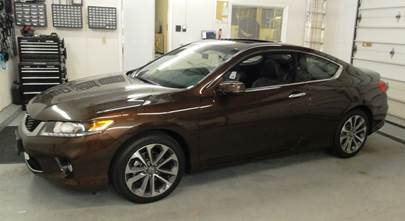 2013-2017 Honda Accord Coupe