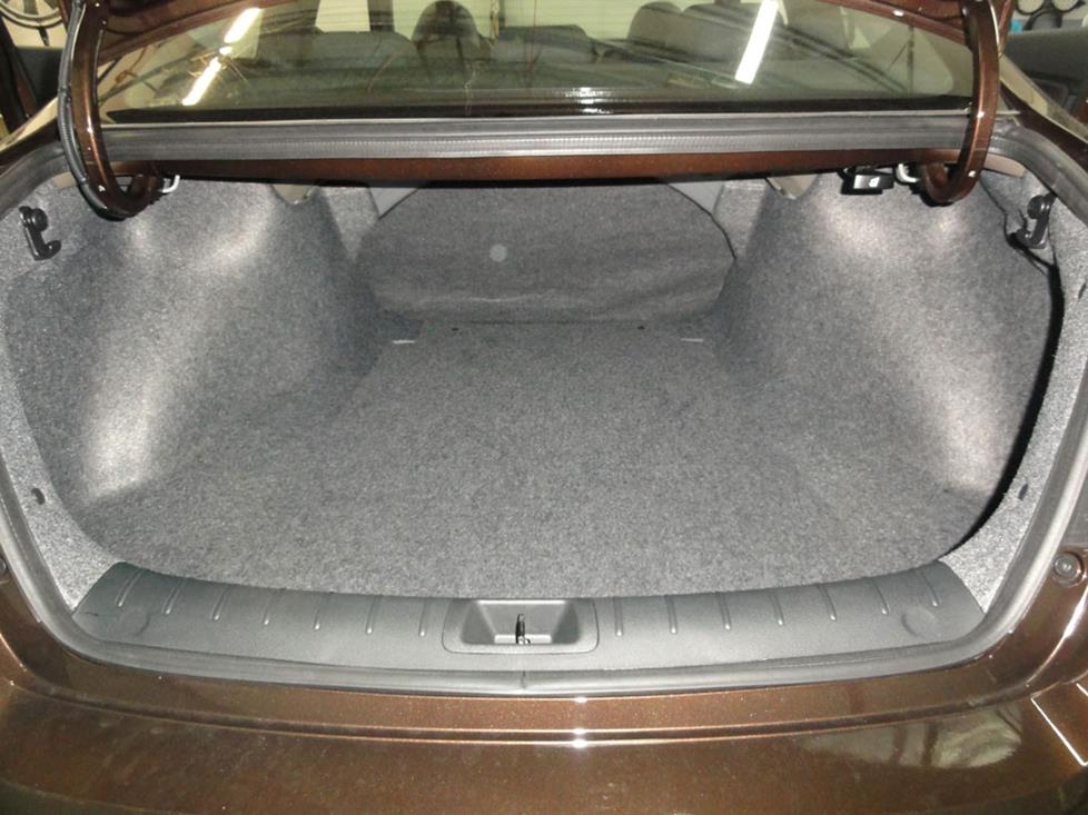 honda accord coupe trunk