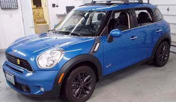 2011-2016 MINI Countryman