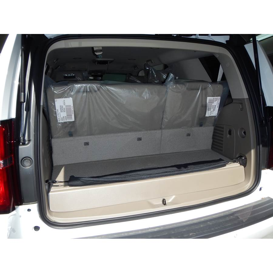 2018 Chevrolet Tahoe LS Cargo space
