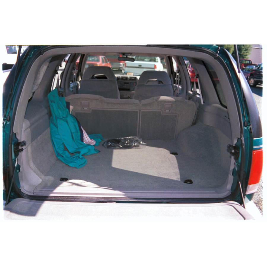 1997 Chevrolet Blazer Cargo space