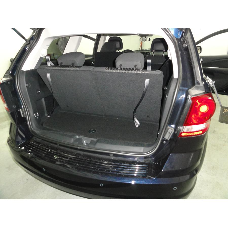 2016 Dodge Journey Cargo space