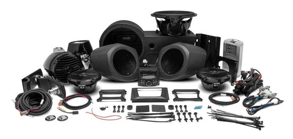 Rockford Fosgate GNRL-STAGE4 kit