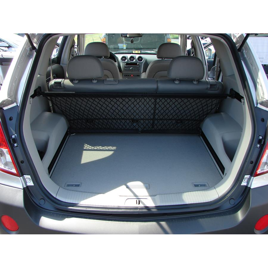 2009 Saturn VUE Cargo space