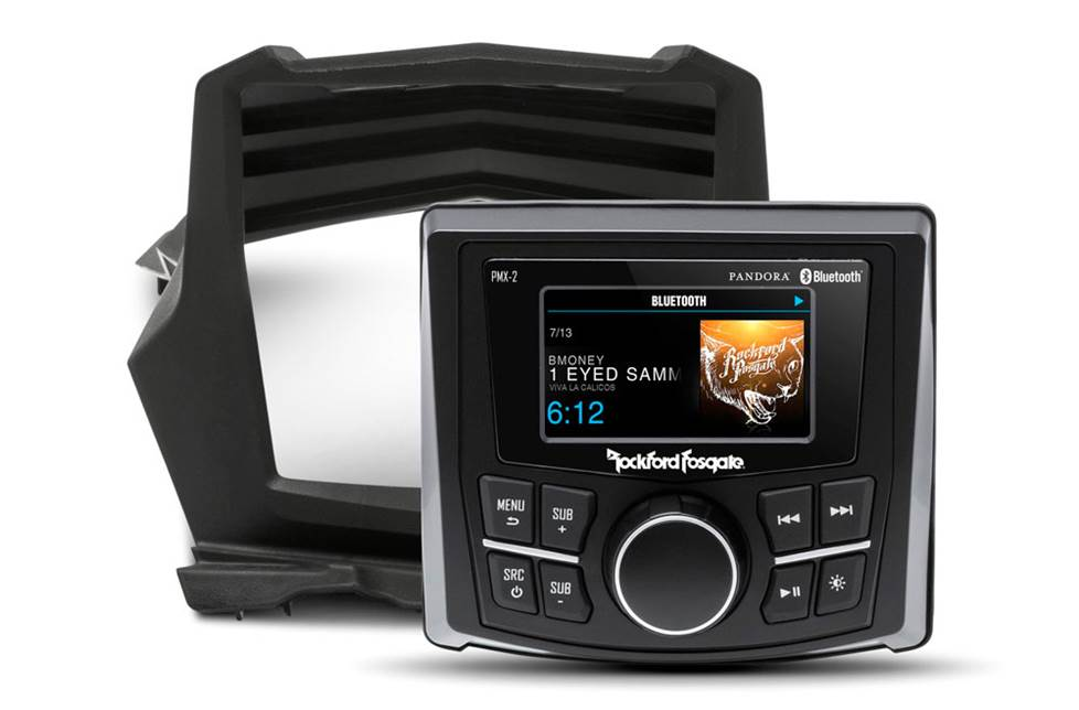 rockford fosgate can am maverick system stage 1