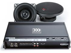 high-performance car audio gear for less