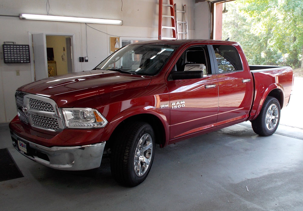 Fender Liner Compatible with 2013-2018 Ram 1500 Plastic Front Driver Side