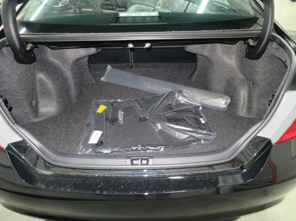 toyota camry trunk