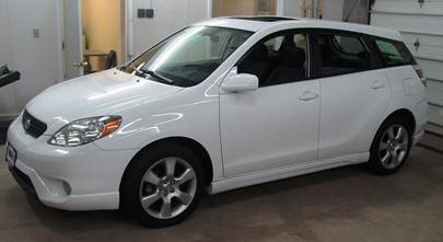2003-2008 Pontiac Vibe and Toyota Matrix