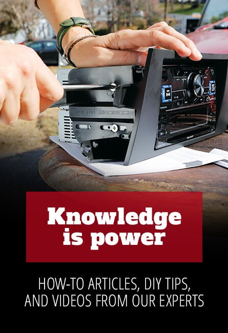 Knowledge is power - How-to articles, DIY tips and videos from our experts