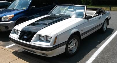 1979-1986 Ford Mustang and Mercury Capri