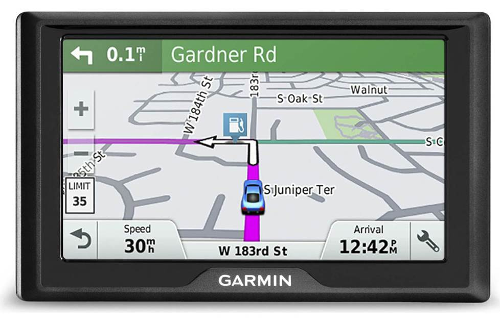garmin portable gps