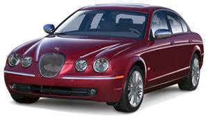 2007 Jaguar S-Type