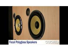 Video: Focal Polyglass Speakers