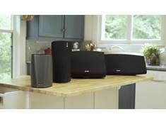 Denon HEOS wireless speakers