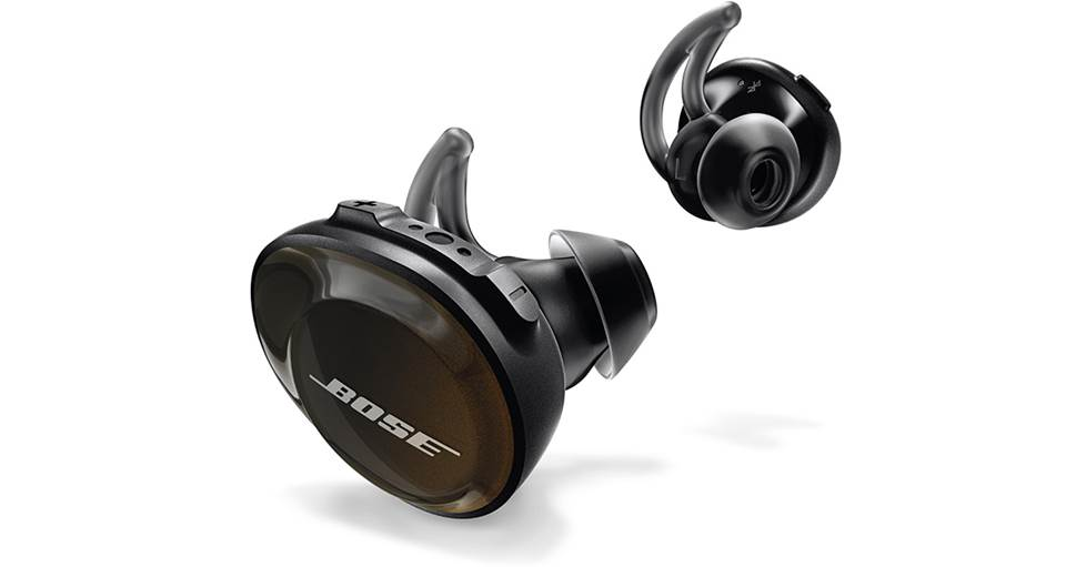 Bose SoundSport Free true wireless headphones