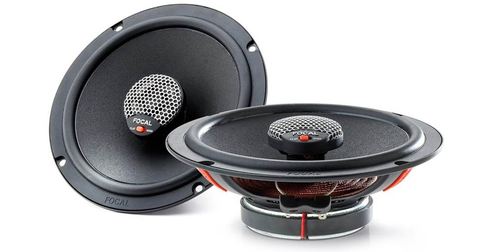 Focal ICU 165 Universal Integration Series car speakers