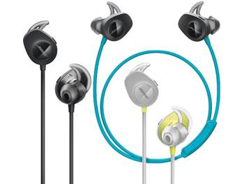 on Bose® SoundSport® wireless headphones