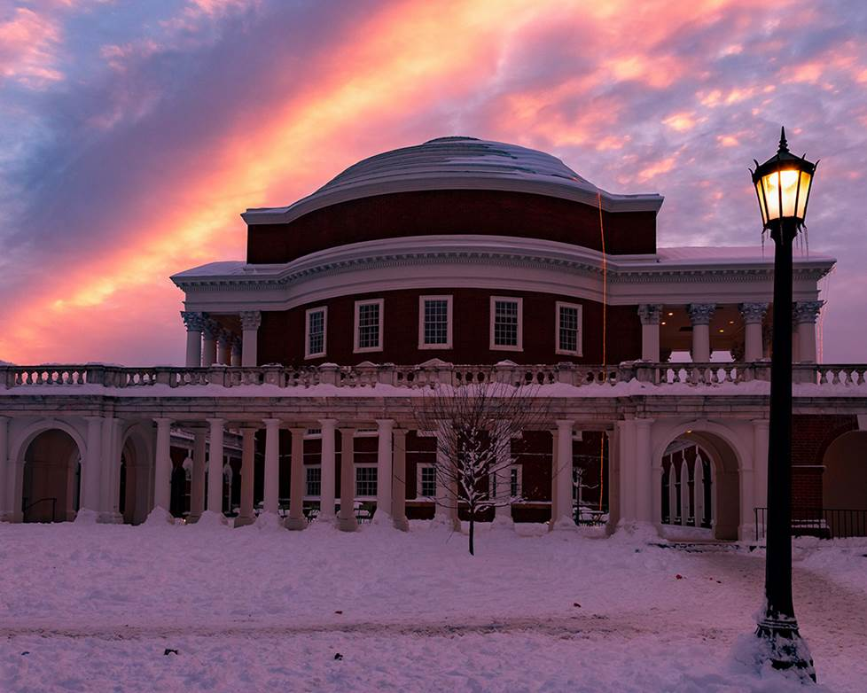 Rotunda at UVA