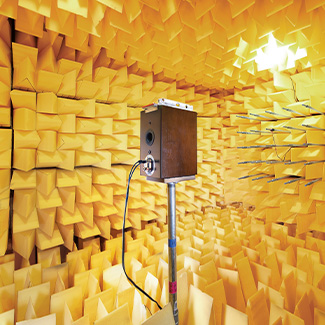 SpeakerCompare: Our anechoic chamber