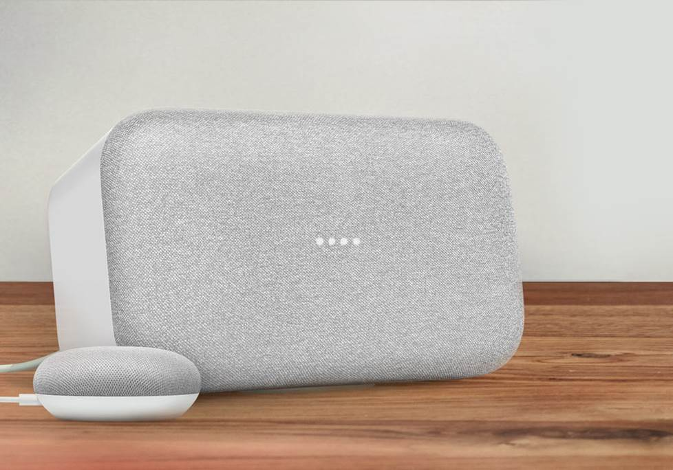 Google Home Max loudest smart speaker
