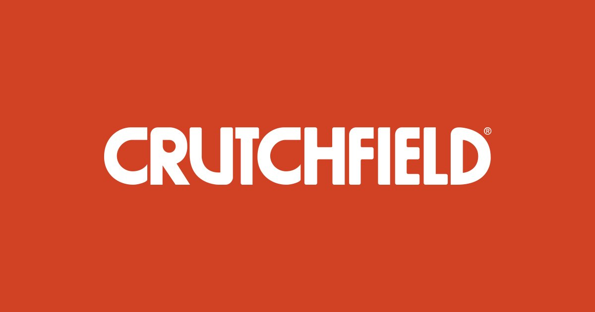 Crutchfield Canada: Car Audio, Home Speakers, Home Theatre, Wireless ...