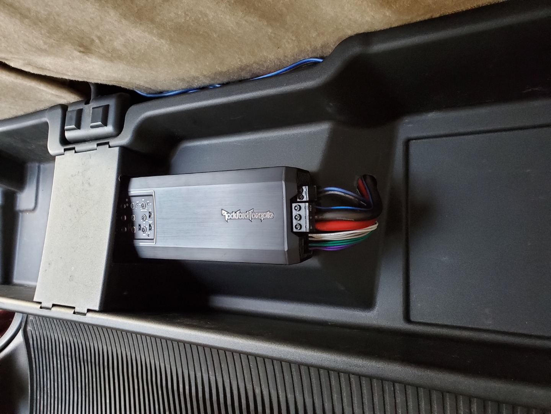 Amp Wiring Kit Canada