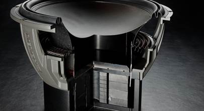 Anatomy of the Memphis SixFive Series subwoofer