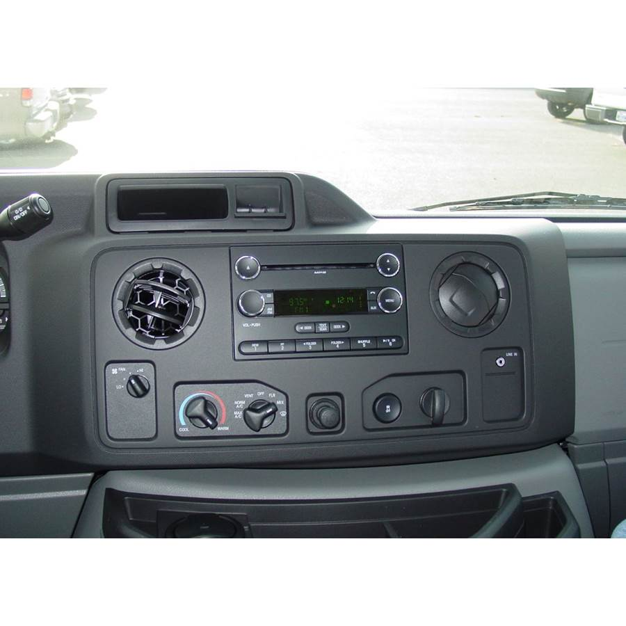 2017 Ford E-450 Factory Radio