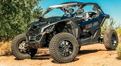 Custom stereo systems for your Can Am Maverick X3