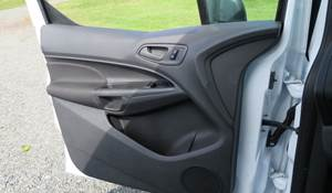 2019 Ford Transit Connect Front door speaker location