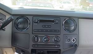 2018 Ford F-750 Factory Radio