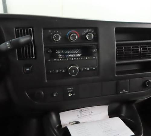 2018 Chevrolet Express Factory Radio