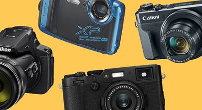 Best point-and-shoot cameras: a beginner's guide