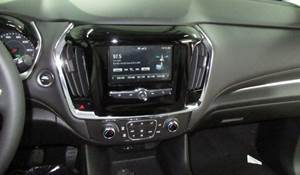 2018 Chevrolet Traverse Factory Radio