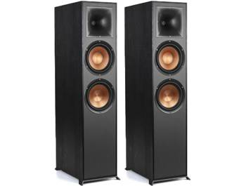 on Klipsch speakers