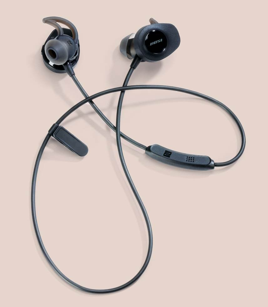 Bose Soundsport wireless sports headphones