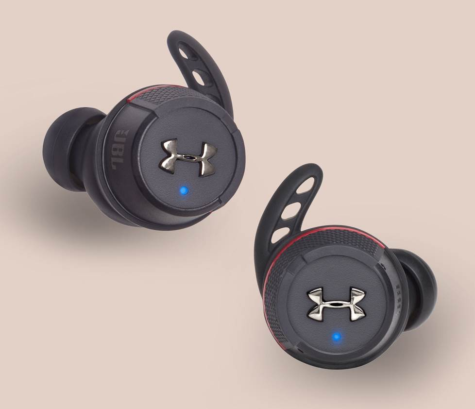 JBL Under Armor true wireless sports heaphones