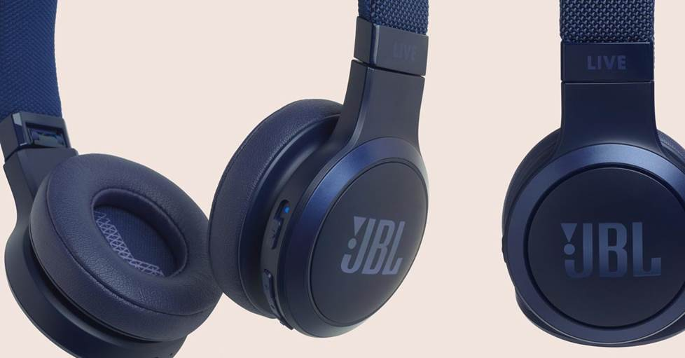 JBL Live 400BT Wireless Bluetooth® on-ear headphones