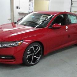 2020 Honda Accord EX Exterior