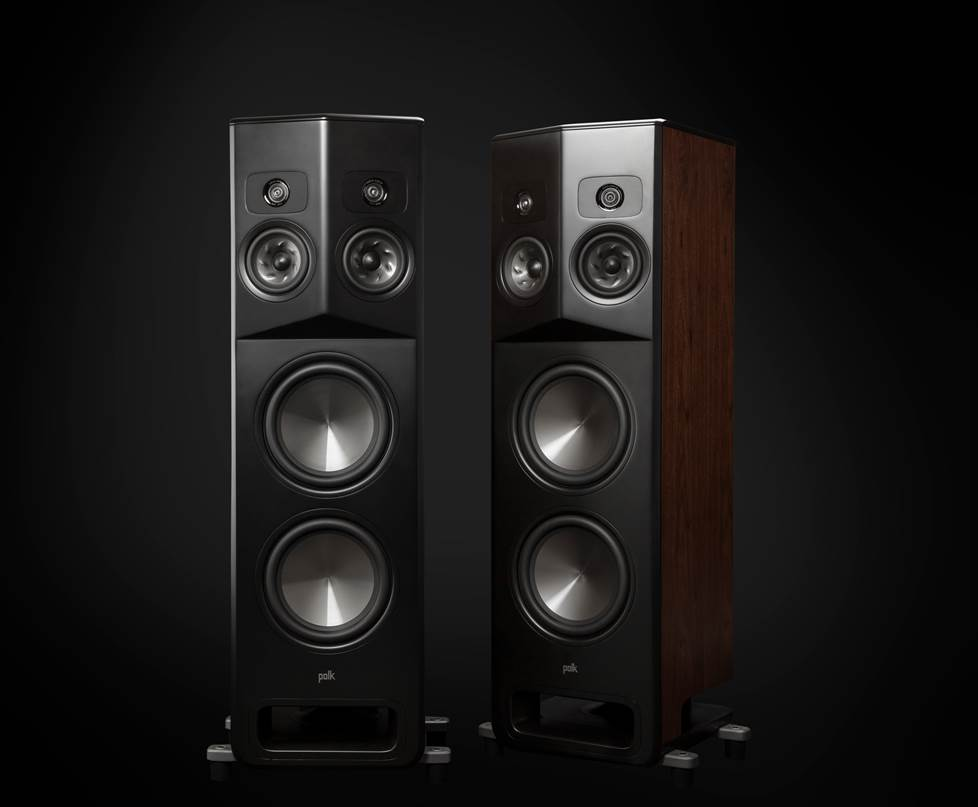 Simply put, Polk Audio's L800s are the best speakers the 45-year-old company has ever built.