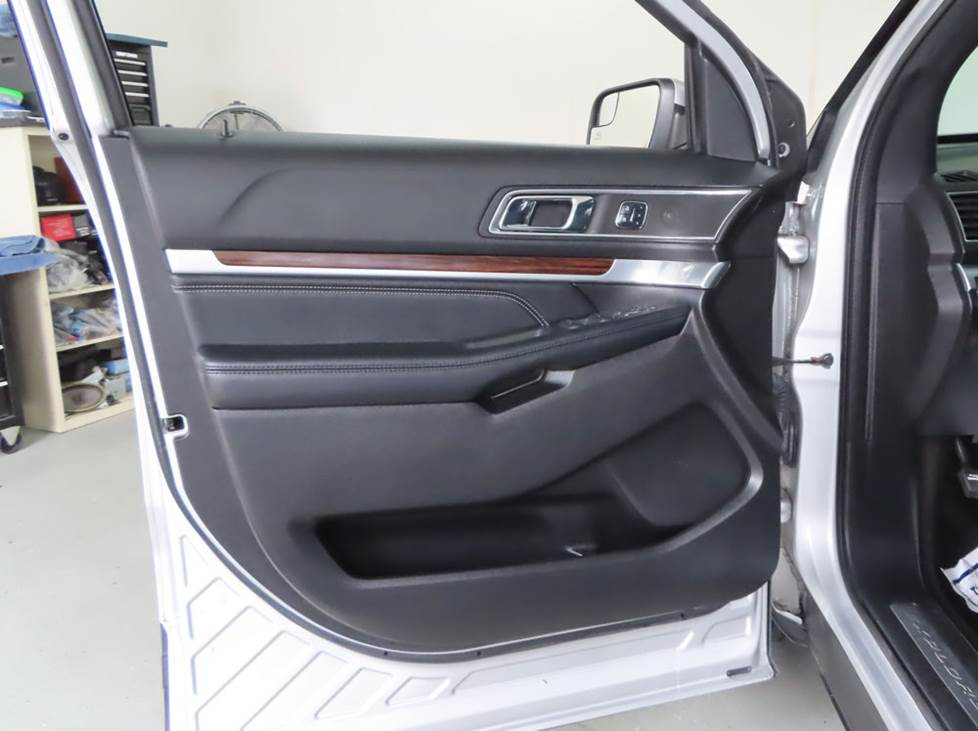 ford explorer front door