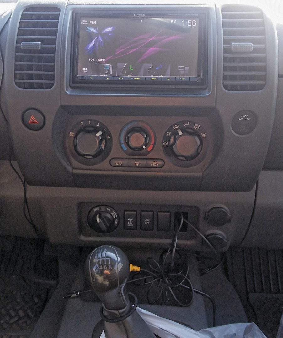 2010 2011 2012 NISSAN VERSA CD Player Radio OEM 486758