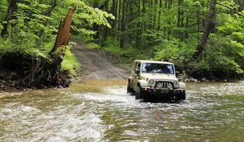 Best gear for your Jeep Wrangler