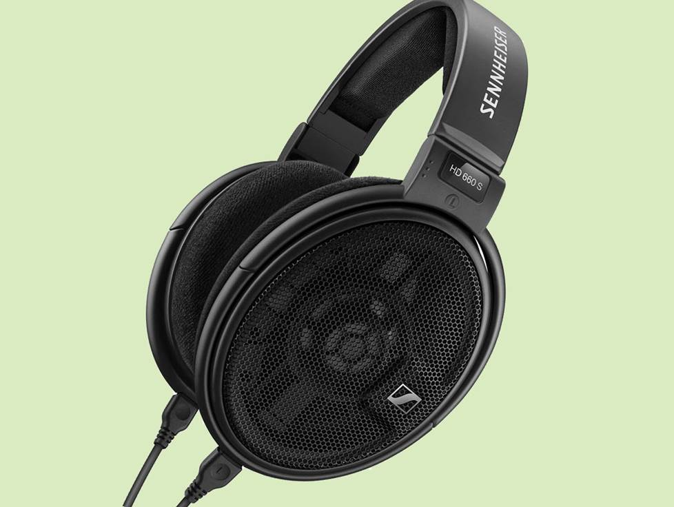 Sennheiser HD 660 S headphones