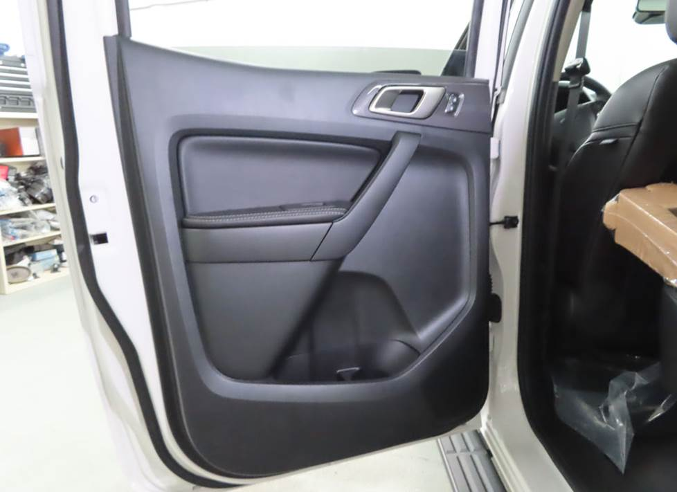 ford ranger supercrew rear door