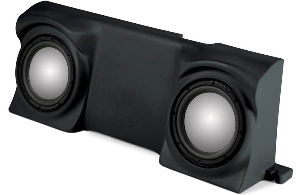 mtx thunderform subwoofer enclosure
